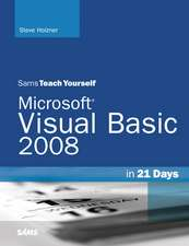 Sams Teach Yourself Visual Basic 2008 in 21 Days