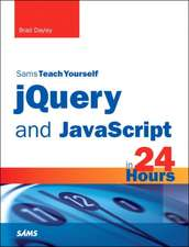 jQuery and JavaScript in 24 Hours