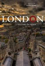 London – A History in Verse