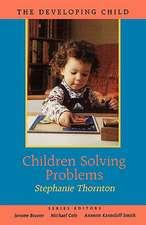Children Solving Problems (Paper)