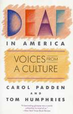 Deaf in America – Voices from a Culture (Paper)