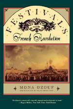 Festivals & the French Revolution (Paper)