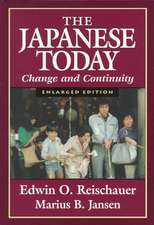 The Japanese Today – Change & Continuity Rev