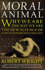 The Moral Animal:  The New Science of Evolutionary Psychology