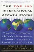 The Top 100 International Growth Stocks