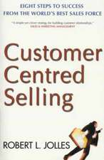 Customer Centred Selling