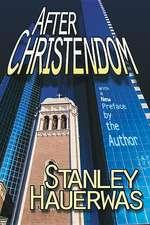 After Christendom:  Interpreting Biblical Texts Series