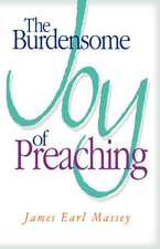 The Burdensome Joy of Preaching