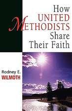 How United Methodists Share Their Faith