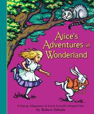 Alice's Adventures in Wonderland Pop-up