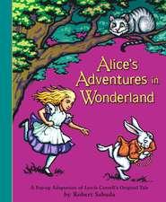 Alice's Adventures in Wonderland Pop-up