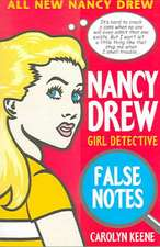 Nancy Drew:  False Notes