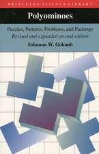Polyominoes – Puzzles, Patterns, Problems, and Packings – Revised and Expanded Second Edition