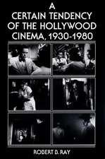 A Certain Tendency of the Hollywood Cinema, 1930–1980