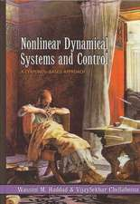 Nonlinear Dynamical Systems and Control – A Lyapunov–Based Approach