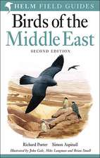 Birds of the Middle East – Second Edition