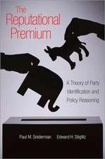 The Reputational Premium – A Theory of Party Identification and Policy Reasoning