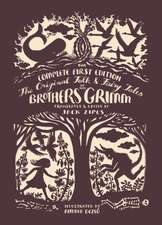 The Original Folk and Fairy Tales of the Brothers Grimm – Jacob and Wilhelm Grimm 1e