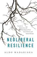 Neoliberal Resilience – Lessons in Democracy and Development from Latin America and Eastern Europe