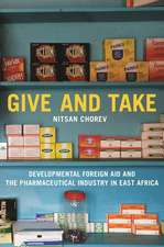 Give and Take – Developmental Foreign Aid and the Pharmaceutical Industry in East Africa