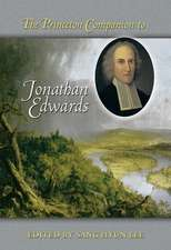 The Princeton Companion to Jonathan Edwards