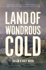 Land of Wondrous Cold