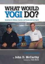 What Would Yogi Do?