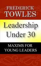 Leadership Under 30