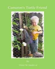 Cameron's Turtle Friend