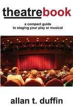 Theatrebook