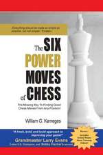 The Six Power Moves of Chess, 3rd Edition