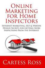 Online Marketing for Home Inspectors