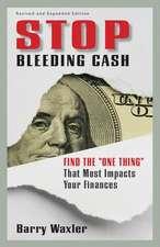 Stop Bleeding Cash