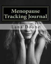 Menopause Tracking Journal