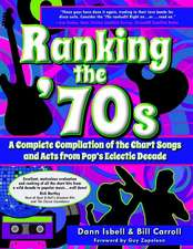 Ranking the '70s