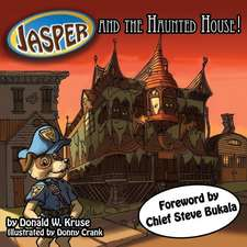 Jasper and the Haunted House!