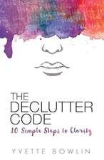 The Declutter Code
