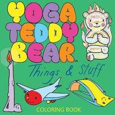 Yoga Teddy Bear Things & Stuff