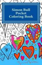 Simon Bull Pocket Coloring Book