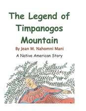 Legend of Timpanogos Mountain: A Native American Legend