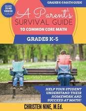 A Parent's Survival Guide to Common Core Math