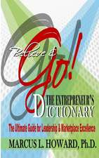 The Entrepreneur's Dictionary (HardCover)
