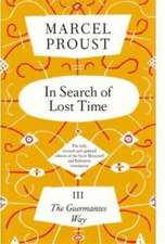 In Search of Lost Time, Volume III: The Guermantes Way