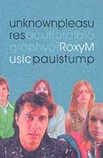 Stump, P: Unknown Pleasures