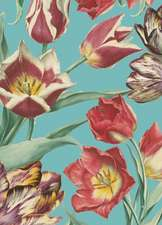 Royal Horticultural Society Tulips Boxed Notecards:  One Hundred Postcards