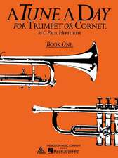 A Tune a Day for Trumpet or Cornet, Book One