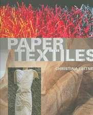 Paper Textiles