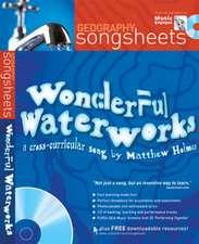 Holmes, M: Wonderful Waterworks