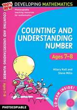 Counting and Understanding Number - Ages 7-8