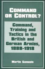 Command or Control?